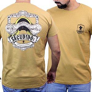 Camiseta Sacudido´s - Cela de Opaca - Trigo