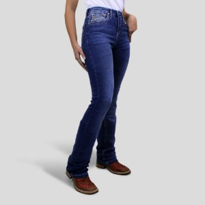 Calça Jeans Sacudidos - 01 - Feminina