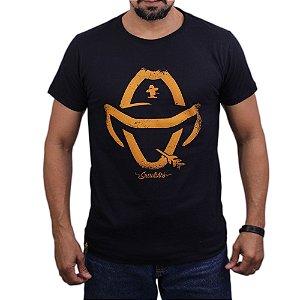 Camiseta Sacudido's - Sacudido´s - Preto