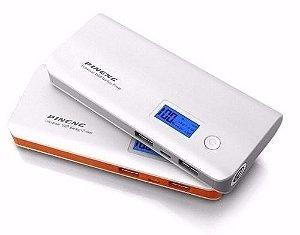 Bateria Externa Pineng 10000 2 Usb Display