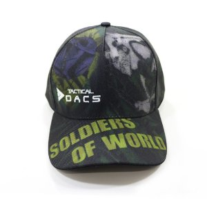 Boné Tactical DACS Soldiers of Word