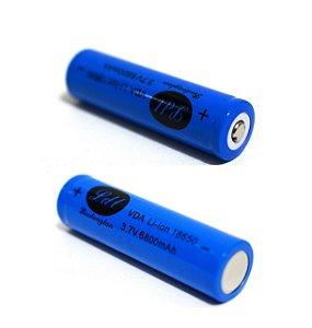 Bateria Recarregável 18650 3,7V