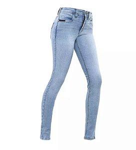 Calça Jeans Feminina Victory Azul Ártico - Invictus