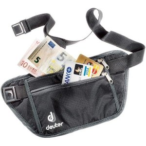 Pochete Security Money Belt Deuter