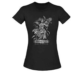 camisa invictus feminina Athena