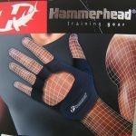 Luva de Musculação Neoprene Hammerhead