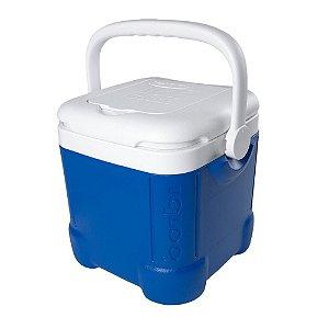 Caixa Térmica Ice Cube 14 QT Azul Igloo