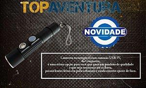 Lanterna USB - NTK