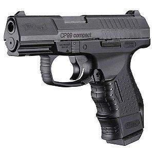 Pistola de Pressão de CO2 - Walther CP99 Compact Rossi