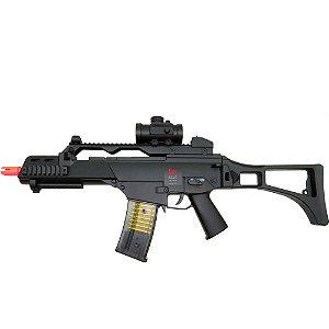 Rifle de Airsoft H&K G36C Elétrico Umarex ActionX