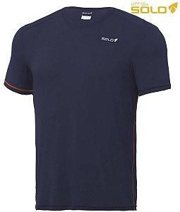 Camiseta Ion UV Manga Curta Masculina Solo