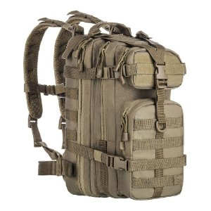 Mochila Assault 30L Coyote Invictus