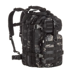 Mochila Assault 30L Camuflado Multicam Black Invictus
