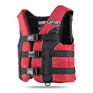 Colete Salva-Vidas 55 Esportivo Tamanho G (55 a 110kg) Ativa