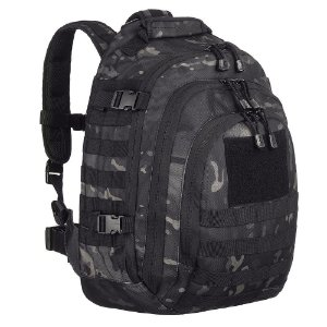 Mochila Legend 35L Camuflado Multicam Black Invictus