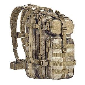Mochila Assault 30L Camuflado A-Tacs AU Invictus
