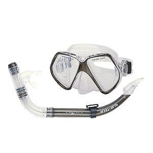 Kit de Snorkel Scuba NTK