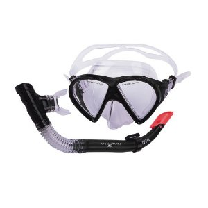 Kit Máscara e Snorkel Thai NTK