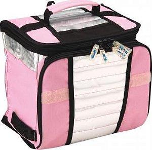 Bolsa Térmica Ice Cooler 7,5 L Rosa Mor