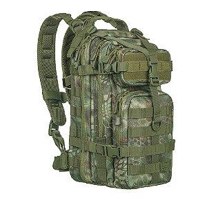 Mochila Assault 30 L Camuflado Kryptek Mandrake Invictus