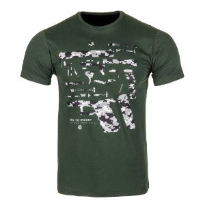 Camiseta Concept Glock Parts Invictus