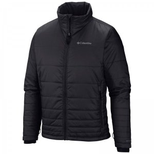 Jaqueta Masculina Go To Jacket Black Columbia