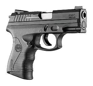 Pistola Modelo 838C Taurus Cal .380