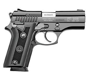 Pistola Taurus 938 15T Cal .380