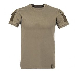 T-Shirt Army Coyote Invictus