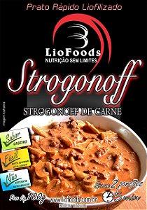 REFEIÇÃO STROGONOFF DE CARNE LIOFOODS NTK