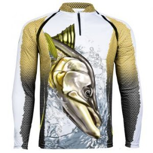 CAMISETA SUBLIMADA ROBALO - KING BRASIL
