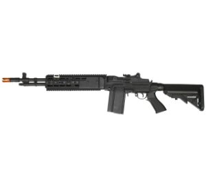 RIFLE DE AIRSOFT M14 EBR METAL - CYMA