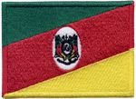Patch Bandeira do Rio Grande Do Sul