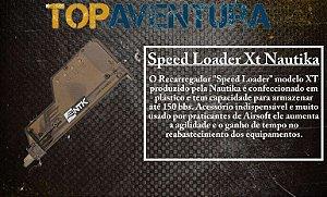 Speed loader XT Para Airsoft 150 BBs (Bolinhas) - NTK