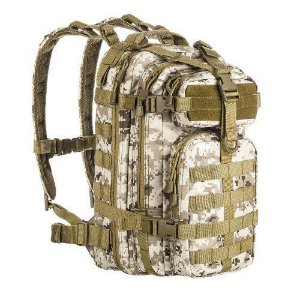 Mochila Assault 30L Digital Deserto Invictus