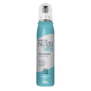 REPELENTE BABY SPRAY HENLAU-NTK