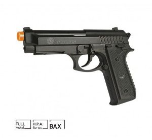 Pistola Airsoft Taurus PT92 CO2 Full Metal Cal. 6mm CyberGun