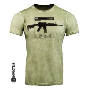 T-Shirt Concept Carbine Invictus