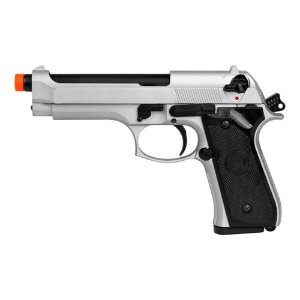 Pistola Airsoft GBB Beretta Cal. 6mm Double Bell modelo 726Y
