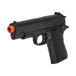 Pistola Airsoft Spring 1911 Mod. Zm04  Cal.6mm CYMA