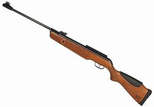 Carabina de Pressão Hunter IGT GAMO Madeira - Calibre 5,5mm