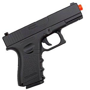 Pistola Airsoft Glock Spring VG GK-V20 Full Metal - Rossi