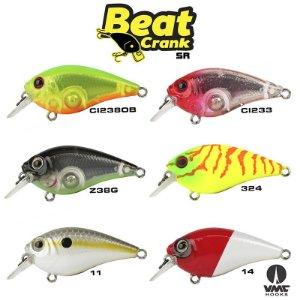 Isca Artificial Beat Crank 45-SR Marine Sports