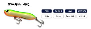 Isca Artificial 7.5cm Small Jr KV