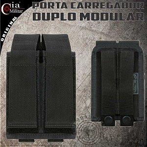 Porta Carregador Modular Duplo Cia Militar