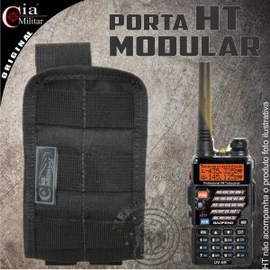 Porta HT Modular CM2004 - Cia Militar