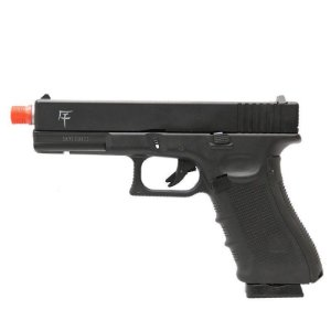 Pistola Airsoft G17 CO2 e Green Gás Skyway SG Delta Tactics Akira