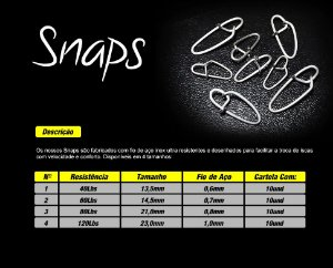Snaps Pacote Com 10un - Borboleta