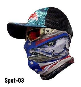 Mascara Com Proteção Solar Monster 3x