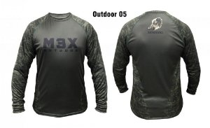 Camisa Outdoor Monster 3x